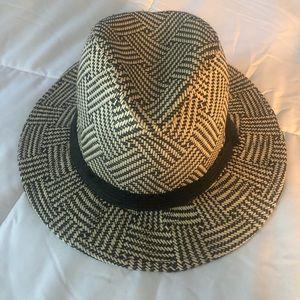 Saks Fifth Avenue Paper Hat